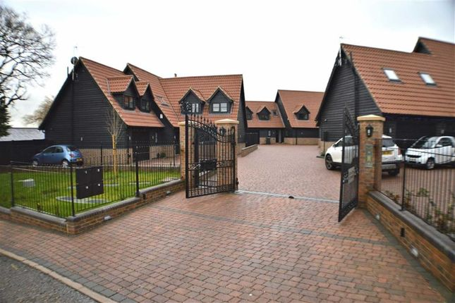 Thumbnail Detached house to rent in London Road, Stanford Rivers, Ongar