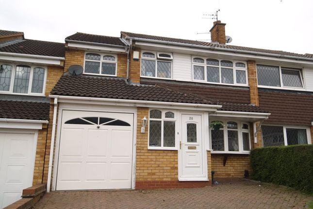 Thumbnail Semi-detached house for sale in Awbridge Road, Netherton, Dudley