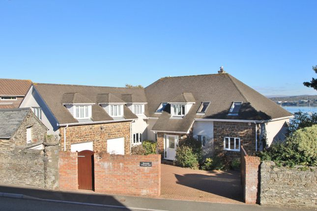 Thumbnail Detached house for sale in Brunel View, Old Ferry Road, Saltash