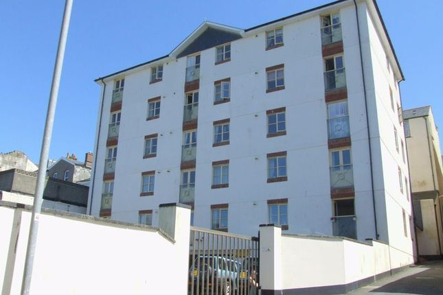 Thumbnail Flat to rent in Regent Place, Ilfracombe
