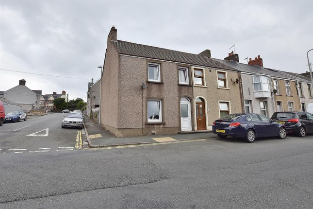 2 bed terraced house for sale in Robert Street, Milford Haven SA73