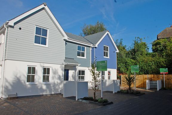 Thumbnail End terrace house for sale in Winslade Road, Sidmouth