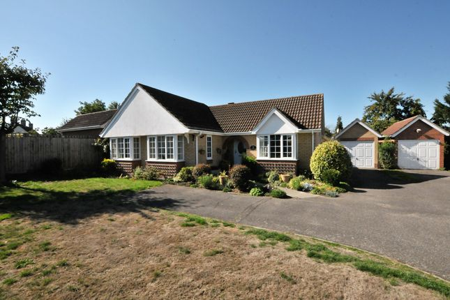 Thumbnail Detached bungalow for sale in Trayles, Melbourn, Royston
