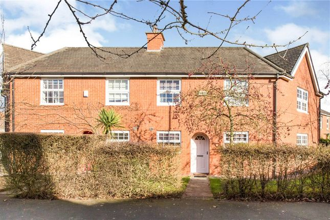 Thumbnail Semi-detached house for sale in Ernley Close, Nantwich, Cheshire