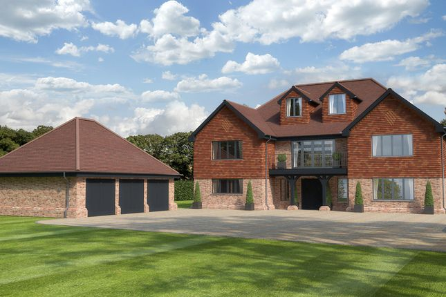 Thumbnail Detached house for sale in Cherry Gardens Hill, Groombridge, Tunbridge Wells