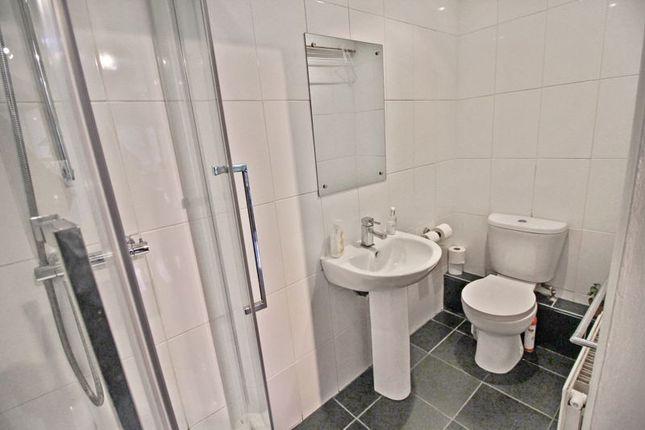 Shower Room of Skegness Close, Bury BL8