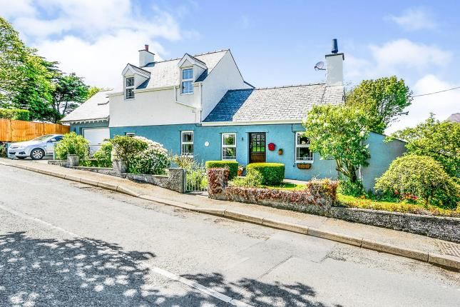 Thumbnail Detached house for sale in Penrhyd, Amlwch, Anglesey, North Wales