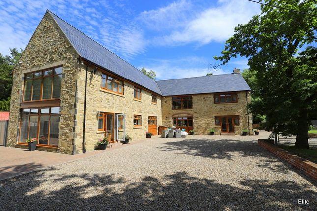 Thumbnail Detached house for sale in Officials Terrace, Malton, Lanchester, Durham