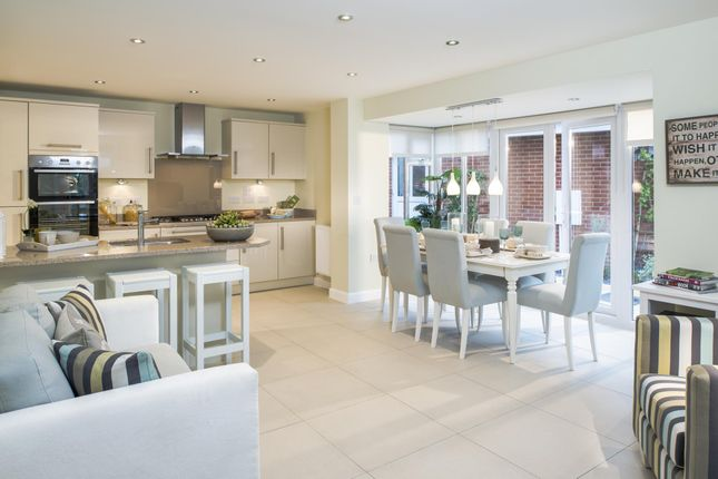"""Thumbnail Detached house for sale in """"Cornell"""" at Holt Road, Horsford, Norwich"""