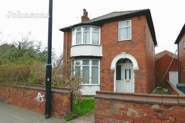Thumbnail Detached house for sale in Oak Crest, Bawtry Road, Doncaster