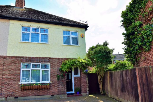Thumbnail Semi-detached house for sale in Beauchamp Road, Sutton