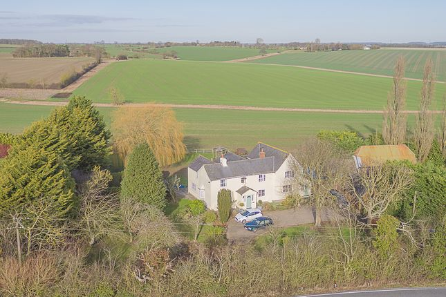 Thumbnail Farmhouse for sale in Bardfield End Green, Thaxted, Dunmow