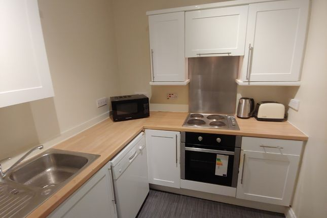 Thumbnail Flat to rent in Clerk Street, Newington, Edinburgh