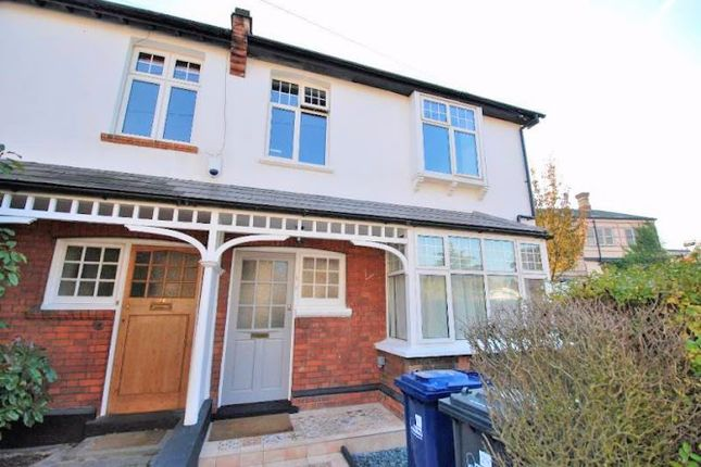 Thumbnail Flat to rent in Campbell Road, Hanwell