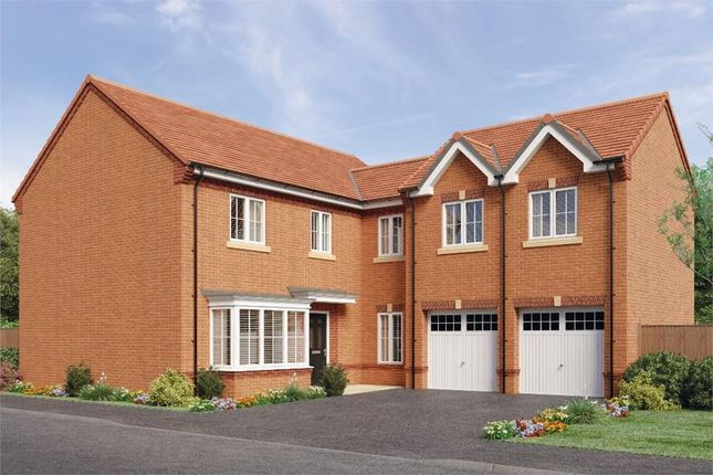 "Thumbnail Detached house for sale in ""Shakespeare"" at Leeds Road, Thorpe Willoughby, Selby"