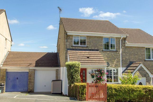 Semi-detached house for sale in Deacons Green, Tavistock
