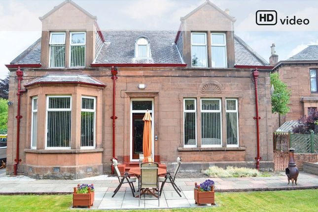 Thumbnail Detached house for sale in Jerviston Street, Motherwell