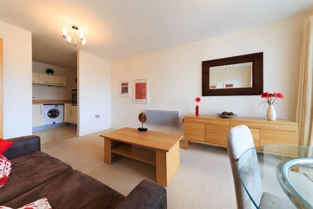 Thumbnail Flat to rent in Wattkiss Way, Alexandria, Cardiff Bay