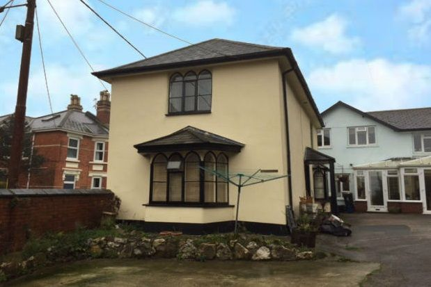Thumbnail Property to rent in Lower Brimley Road, Teignmouth