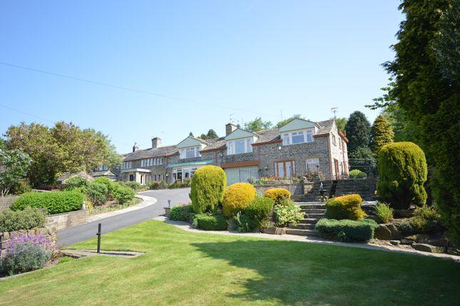 Thumbnail Farmhouse for sale in Wilberlee, Slaithwaite, Huddersfield, West Yorkshire