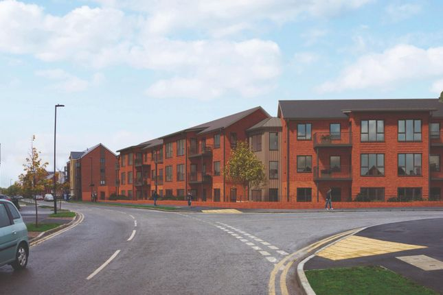 Thumbnail Flat to rent in Edward Jenner Court, Oakwood Drive, Emersons Green, Bristol, South Gloucestershire