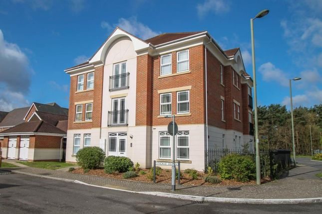 Thumbnail Flat for sale in Stickle Down, Deepcut, Camberley, Surrey