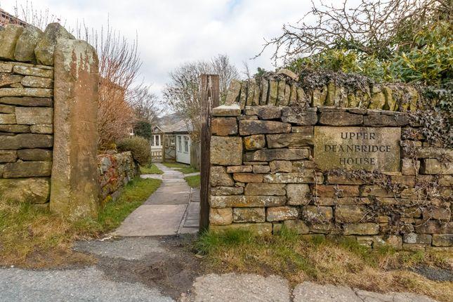 Entrance of Dean Bridge Lane, Hepworth, Holmfirth HD9