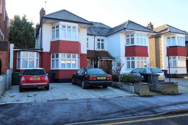 Thumbnail Semi-detached house for sale in Crown Lane, London