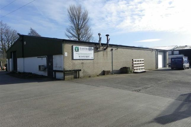 Thumbnail Property to rent in Shay Lane Industrial Estate, Shay Lane, Longridge, Preston