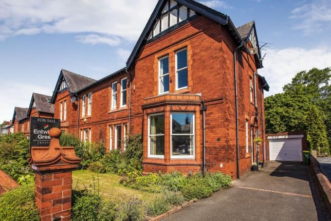 Thumbnail Semi-detached house for sale in Highgate Avenue, Fulwood, Preston, Lancashire