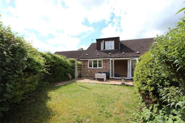 Thumbnail Semi-detached bungalow for sale in Meadhaven, Linton, Cambridge