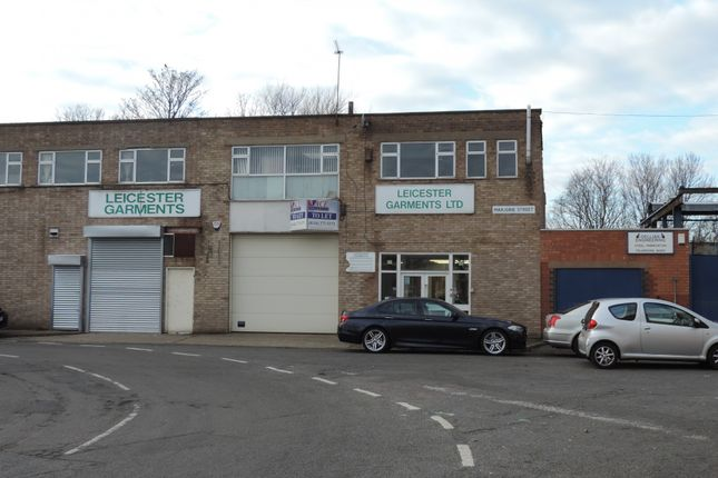 Thumbnail Commercial property to let in Marjorie Street, Leicester