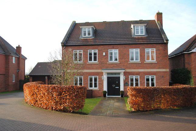 Thumbnail Detached house for sale in Bentinck Court, Worksop