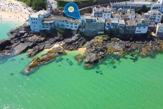 Thumbnail End terrace house for sale in The Warren, St. Ives
