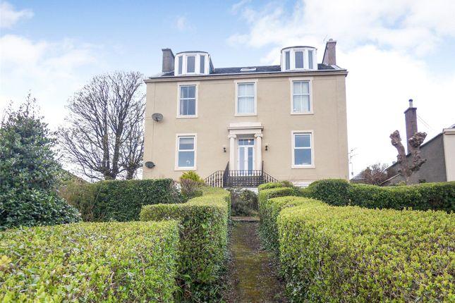 Thumbnail Flat for sale in Bute Terrace, Millport, Isle Of Cumbrae