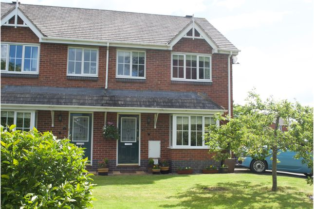 Thumbnail Semi-detached house for sale in Orchard Green, Llanymynech
