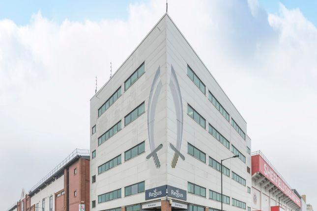 Office to let in John Street, Sheffield