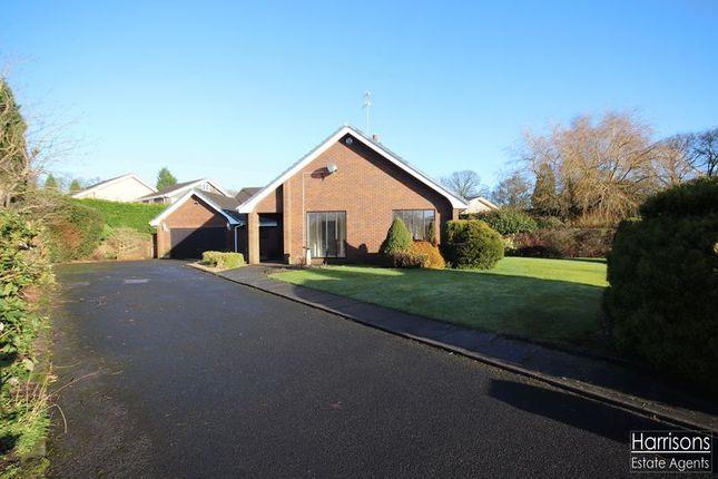 Thumbnail Detached bungalow for sale in Breckland Drive, Heaton, Bolton, Lancashire.
