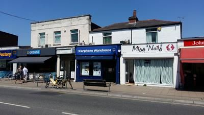 Thumbnail Retail premises to let in 43 Shirley High Street, Shirley, Southampton