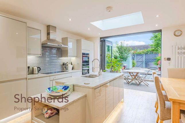 Thumbnail Town house for sale in Lammasmead, Broxbourne, Hertfordshire