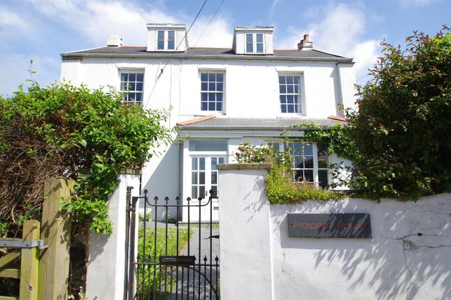 Thumbnail Detached house for sale in North Down Road, Braunton