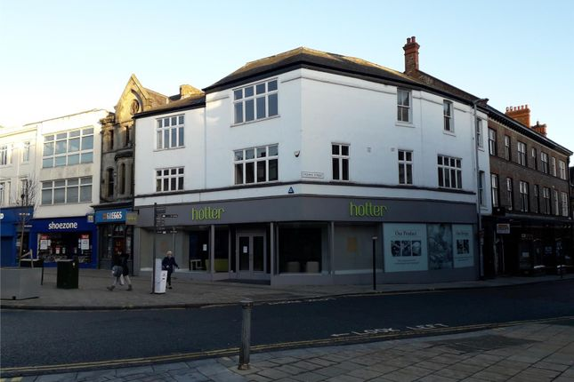 Thumbnail Retail premises to let in 48-50 Northgate, Darlington, North East