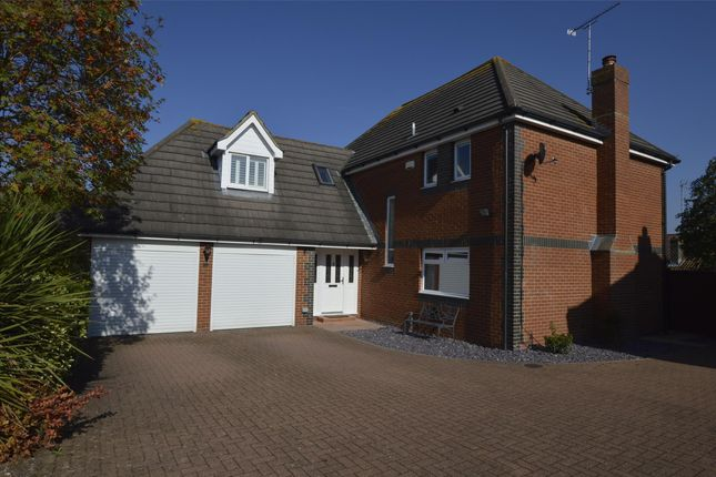Thumbnail Detached house for sale in Crofton Fields, Winterbourne, Bristol