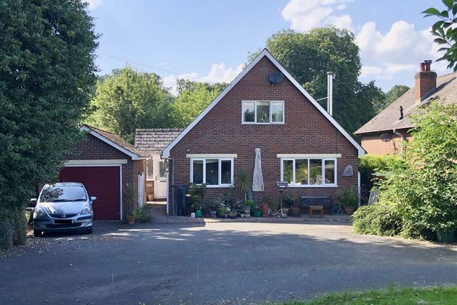 Thumbnail Detached bungalow for sale in Newport Street, Hay-On-Wye, Herefordshire