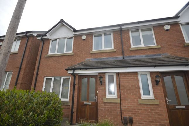 Thumbnail Semi-detached house to rent in Bridgewood Street, Longton, Stoke-On-Trent