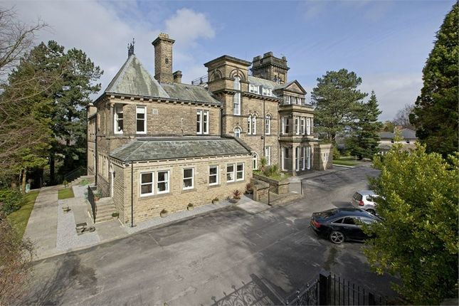 Thumbnail Flat for sale in Apartment 5, Thorpe Hall, Queens Drive, Ilkley, West Yorkshire