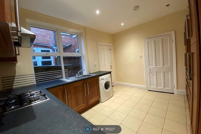Thumbnail Terraced house to rent in Wheeldon Avenue, Derby