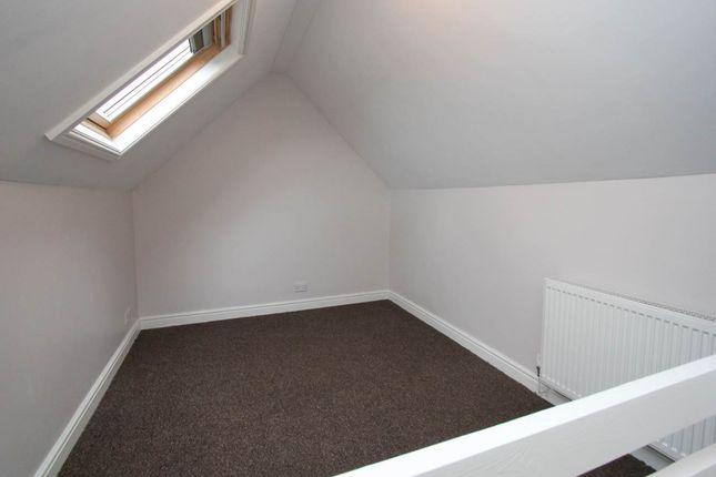 Informal Loft Room