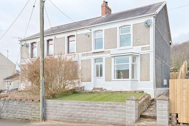 Thumbnail Property for sale in New Road, Trebanos, Pontardawe, Swansea
