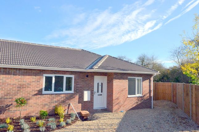 Thumbnail Semi-detached bungalow for sale in Highfield, Clare, Sudbury